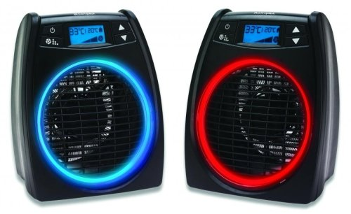 Dimplex DXG Glo Upright Fan Heater
