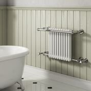 Reina Camden RND-CM01 Traditional Radiator with Rail 680 x 508mm