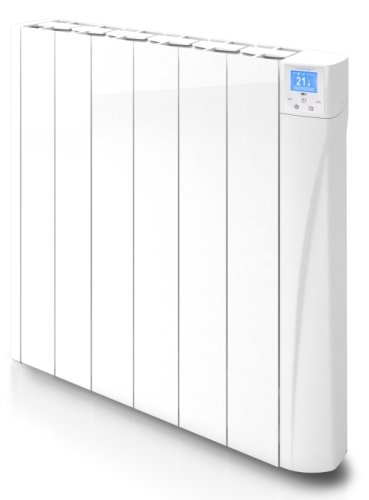 Harmoni Lugo+ Wifi Electric Radiators