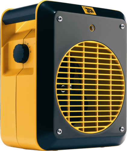 Dimplex JCB JCB3UF Workshop Fan Heater 3000W