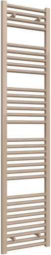 Reina Diva AG40180LF Flat Latte Towel Rail 400 x 1800mm