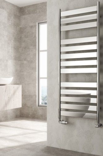 Reina Carpi RND-CRP5130 Chrome Towel Rail 500 x 1300mm
