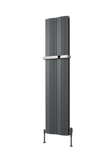 Reina Wave A-WVE18020DA Double Anthracite Vertical - 204 x 1800mm