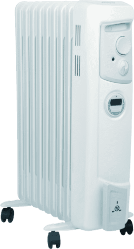 Dimplex OFC2000Ti - Portable Oil Filled Radiator with Timer, 2kW