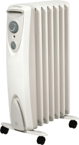 Dimplex OFRC15N 1500W Portable Oil Free Electric Radiator
