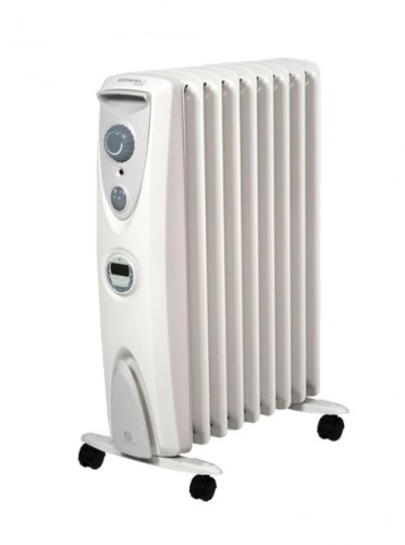 Dimplex OFRC20TiN 2000W Portable Oil Free Electric Radiator With Timer