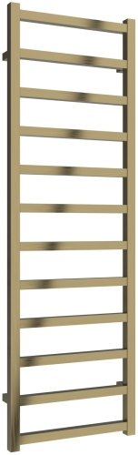 Reina Fano A-FNO1505Z Bronze Satin Towel Rail 485mm x 1500mm