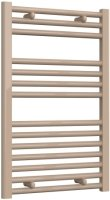 Reina Diva AG50800LF Flat Latte Towel Rail 500 x 800mm