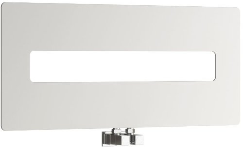 Reina Polia RND-PLAW White Towel Rail 900 x 400mm