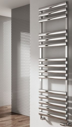 Reina Veroli A-VRL1195P Polished Radiator 480 x 1190mm