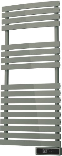 Grey Towel Rail