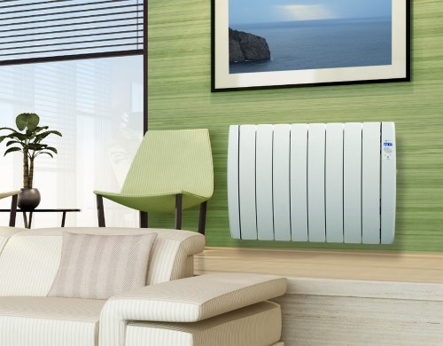 Haverland RC8TTS Inerzia - Electric Radiator, 1200W