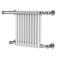 Reina Camden RND-CM02 Traditional Radiator with Rail 770 x 508mm