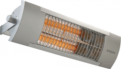 Dimplex OPH13 Wall Mounted Quartz Infrared Patio Heater 1.3kW