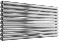 Reina Artena Double RNS-AT906BD Brushed Radiator 600 x 590mm