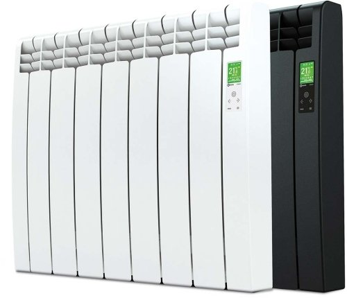 Rointe D Series White & Graphite Electric Radiators