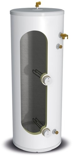 Gledhill StainlessLite Plus 90 Litre Cylinder - Direct Connection