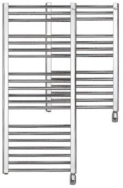 Elnur Connected ECTBC-12 500W 1280mm Chrome Towel Rail