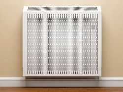 Rointe RDW1430 White Protective Radiator Grill 1260mm