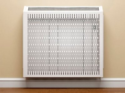 Rointe RDW0990 White Protective Radiator Grill 920mm