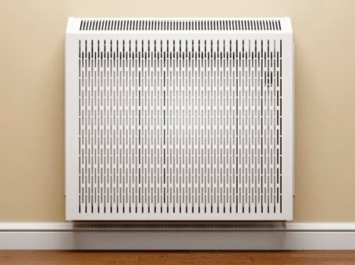 Rointe RDW1210 White Protective Radiator Grill 1090mm