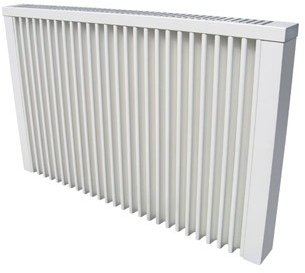 Electrorad AF07 Aeroflow 2500W Electric Radiator 1280mm