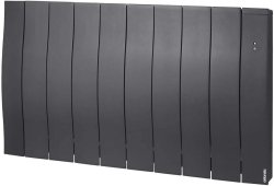 Atlantic Galapagos Conservatory - AH502244 - Anthracite Thermofluid Electric Radiator, 1000W