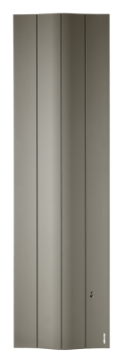 Atlantic Galapagos Electric Radiator - AH501744, 1500W, Anthracite, Vertical