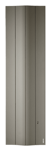 Atlantic Galapagos Electric Radiator - AH501644, 1000W, Anthracite, Vertical