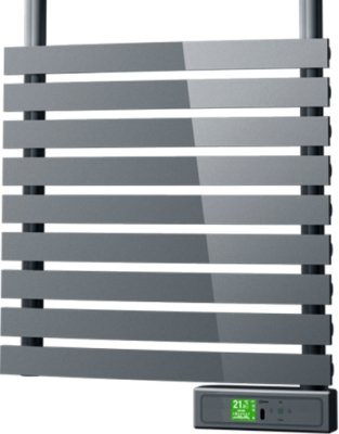 Rointe D Series Chrome Electric Towel Rails