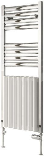 Reina Burton A-BTN115WP Towel Rail 485 x 1180mm