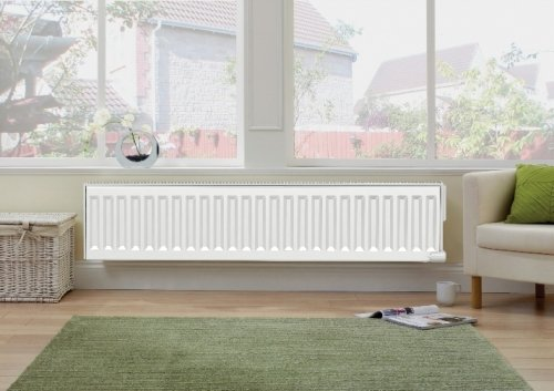 Electrorad Digi-Line DE30DX100 1000W Double Conservatory Electric Radiator 1000mm