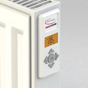 Electrorad Digi-Line DE30DX200 2000W Double Conservatory Electric Radiator 2000mm