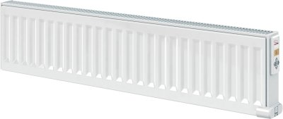 Electrorad Digi-Line DE30DX160 1500W Double Conservatory Electric Radiator 1600mm (Lot 20)
