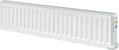 Electrorad Digi-Line DE30SC110 750W Single Conservatory Electric Radiator 1100mm (Lot 20)