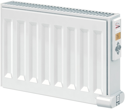 Electrorad Digi-Line DE30SC40 250W Single Conservatory Electric Radiator 400mm (Lot 20)
