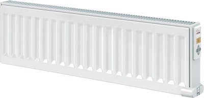 Electrorad Digi-Line DE30SC80 500W Single Conservatory Electric Radiator 800mm