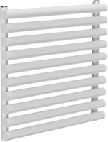 Reina Roda RND-RDA506SW Single White Radiator 600 x 590mm