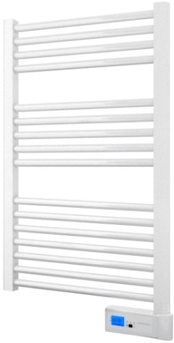 White Electric Towel Rails