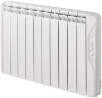 Elnur Connected ECRF10P 1250W Thermal Inertia Electric Radiator 895mm 10 Elements