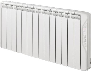 Elnur Connected ECRF14P 2000W Thermal Inertia  Electric Radiator  1215mm 14 Elements