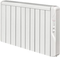 Elnur Connected ECRX10P 1250W Electric Radiator 895mm 10 Elements