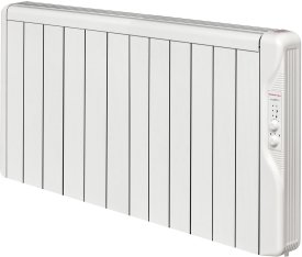 Elnur Connected ECRX12P 1500W Electric Radiator 1055mm 12 Elements