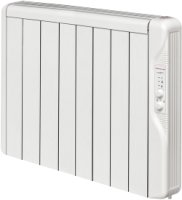 Elnur Connected ECRX8P 1000W Electric Radiator 735mm 8 Elements