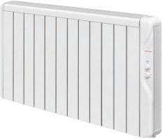 Elnur Nexiun NEX12PW 1500W Electric Radiator 1055mm 12 Elements