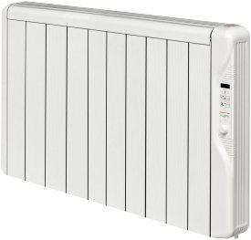 Elnur RX10E-LST 1300W Low Surface Temperature Ingenium Electric Radiator 895mm