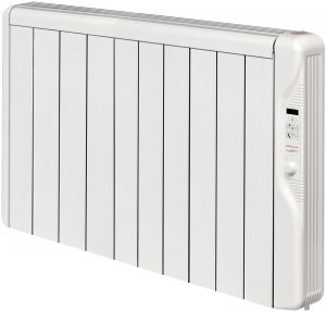Oil free electric radiator