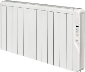 Elnur RX12E-LST 1550W Low Surface Temperature Ingenium Electric Radiator 1055mm