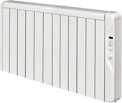Elnur RX12E 1500W Digital Thermal Electric Radiator 1055mm 12 Elements