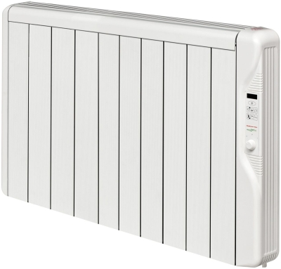 Elnur RX8E 1000W PLUS Digital Thermal Electric Radiator 735mm 8 Elements